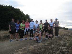 September 2010 Gumsaba Weekend Trailblaze