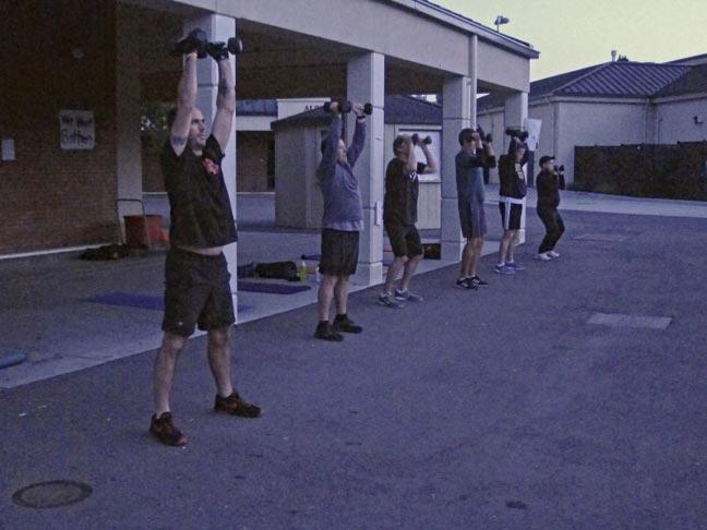 Mens Strength & Cardio Training