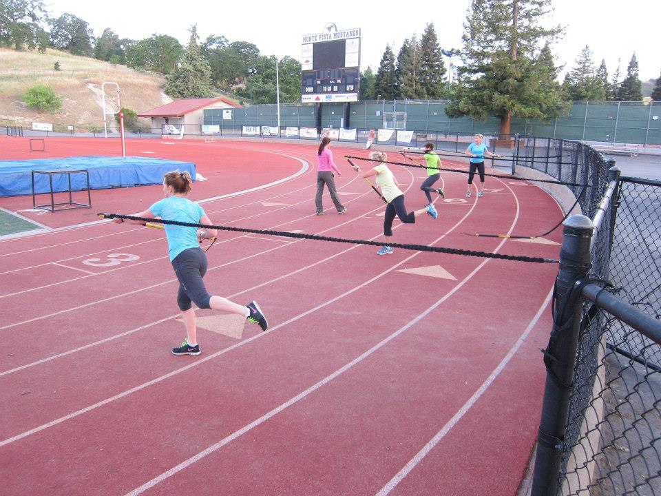 Fun + outdoor + workout = Gumsaba!