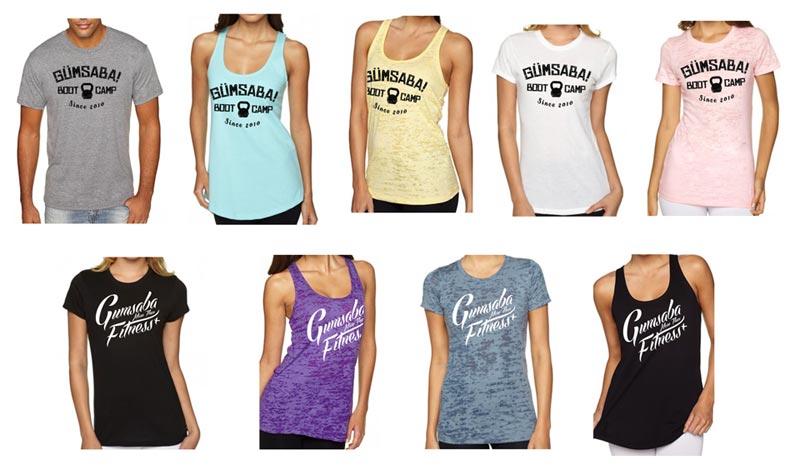 Summer Fitness Fashion!