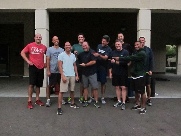 Mens Group Fitness