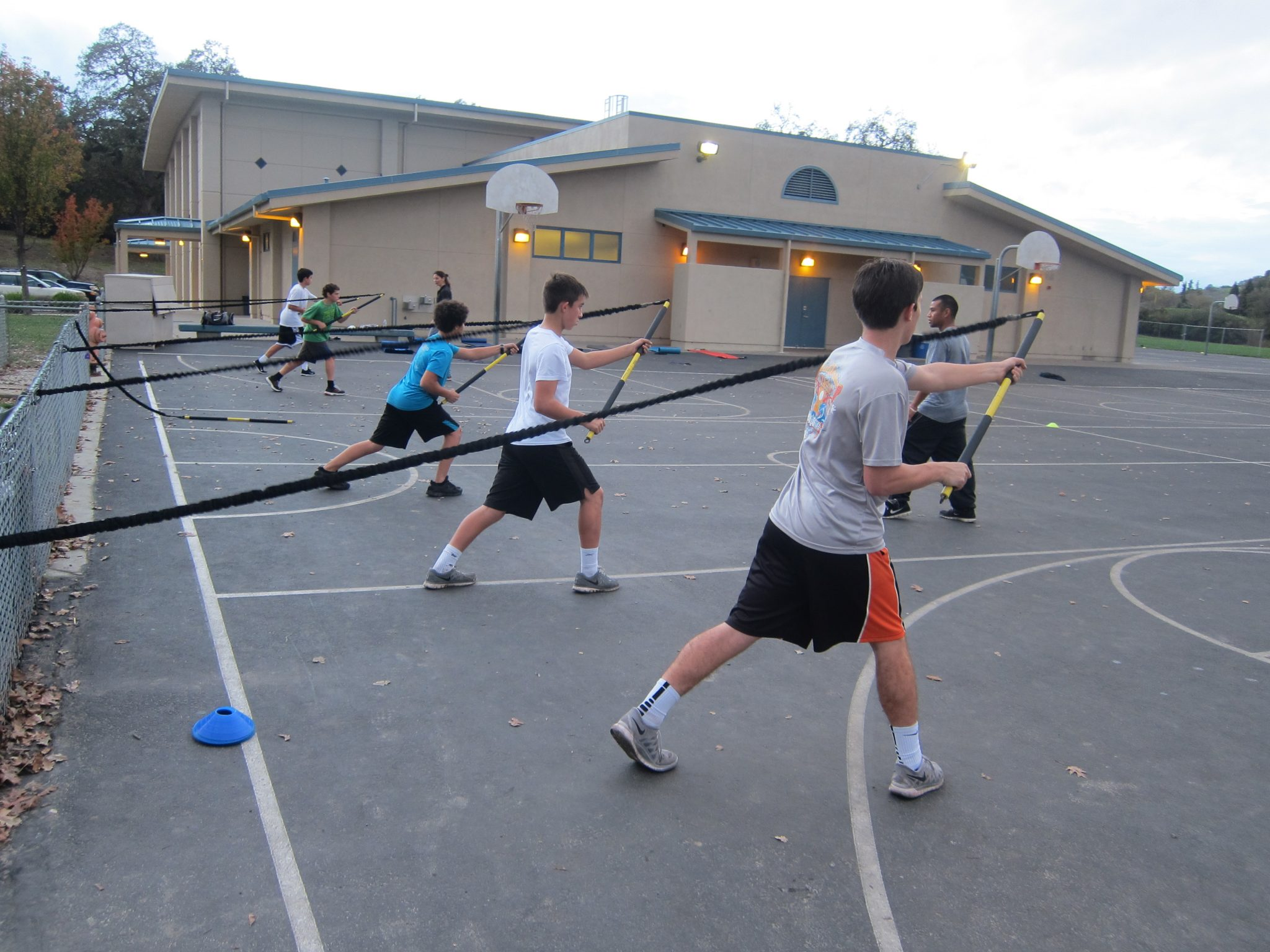 Teen Athletic Conditioning – IT'S ON.