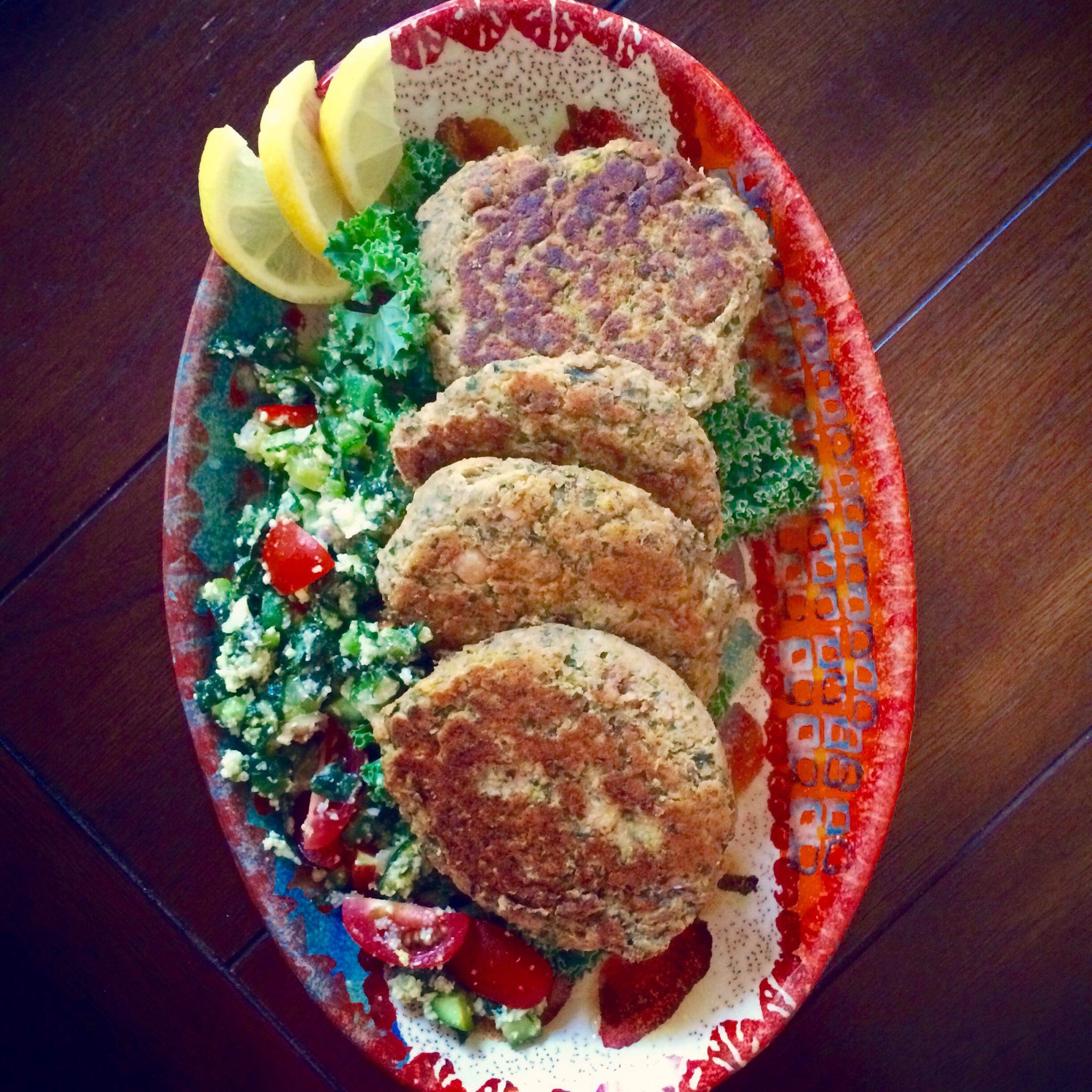 Get Your Greens Falafel