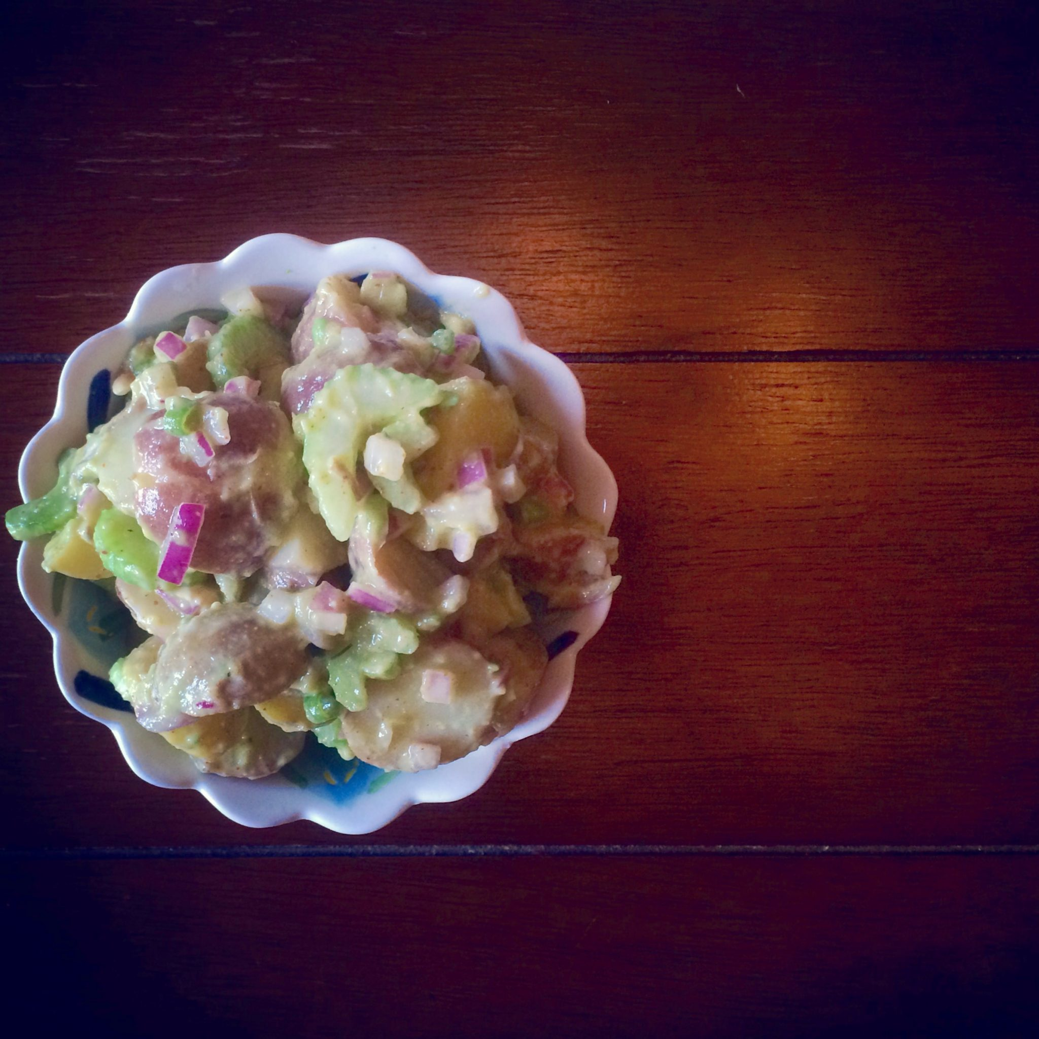 Summertime Potato Salad