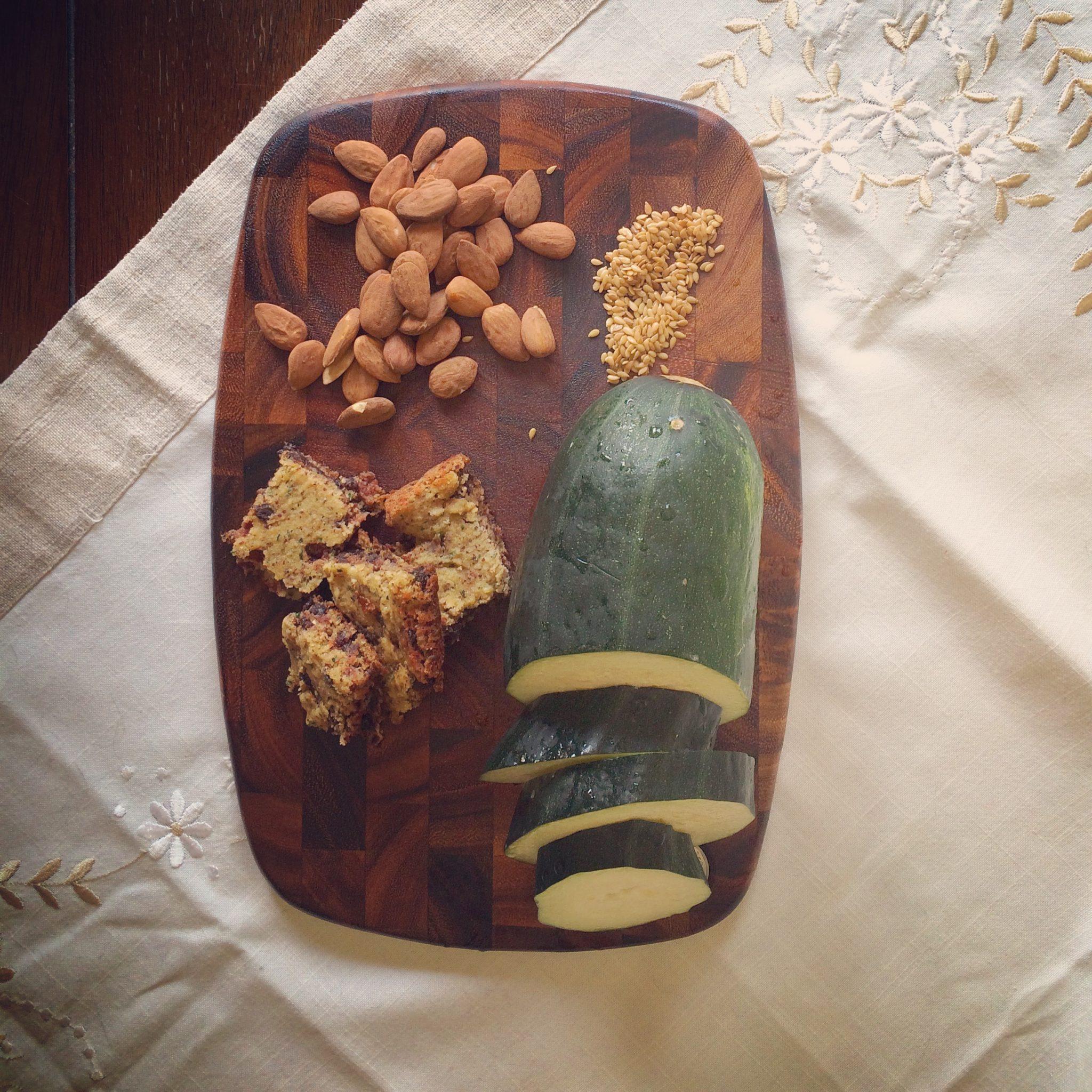 Zucchini Bread – Vegan. Gluten Free. Yum.