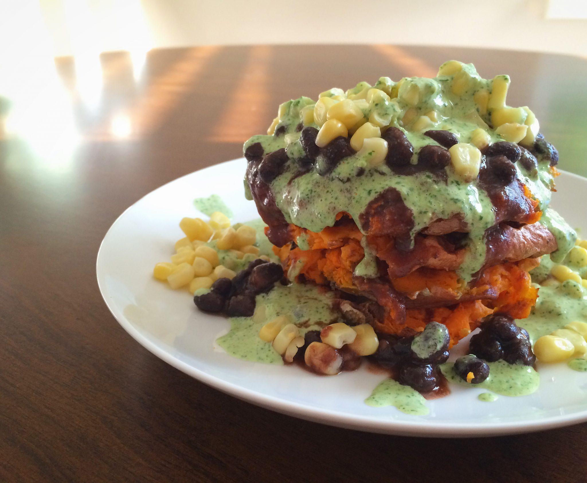 Foodie Friday: Sweet Potato Waffles