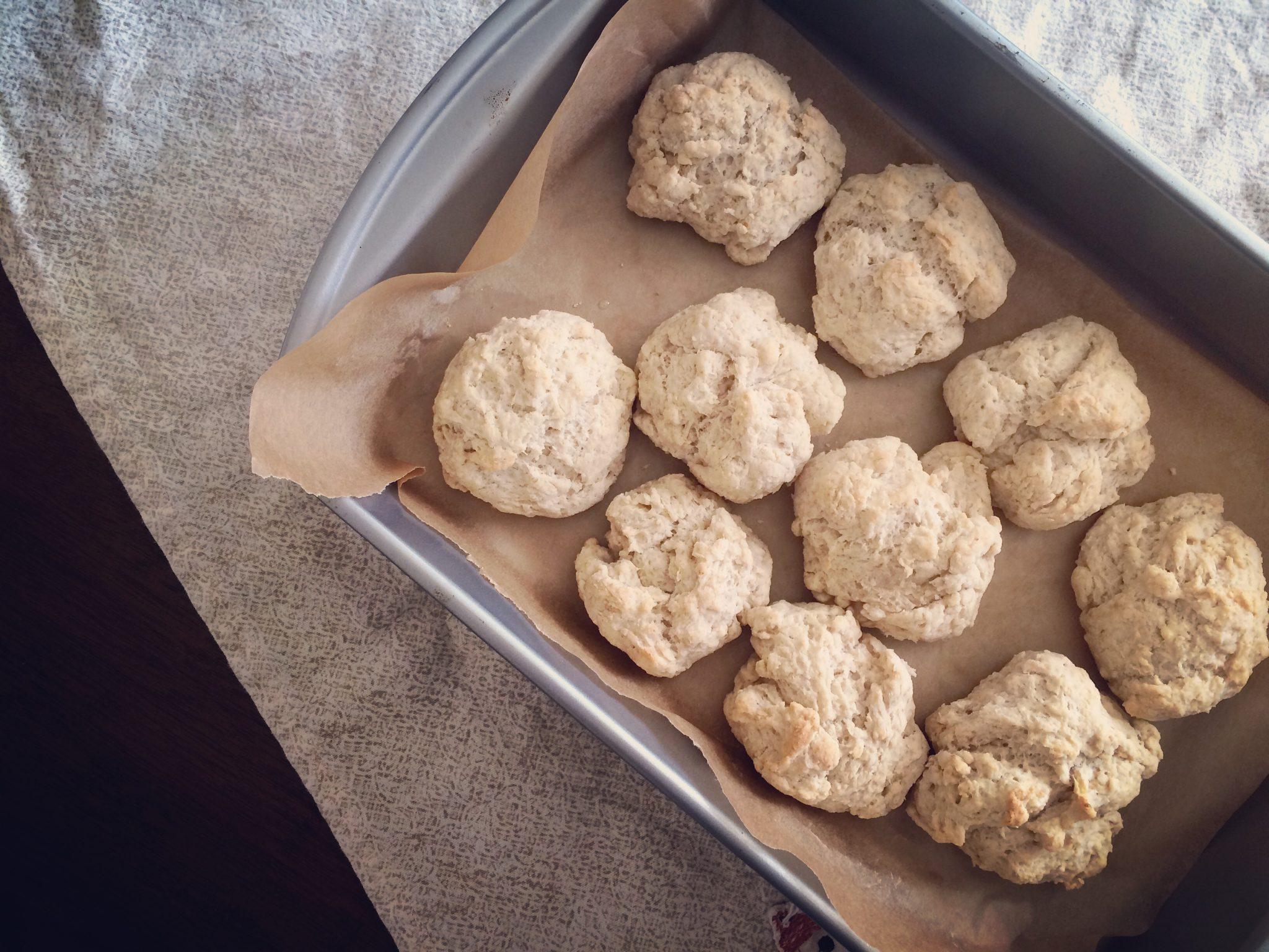 Best Darn Fluffy Biscuits
