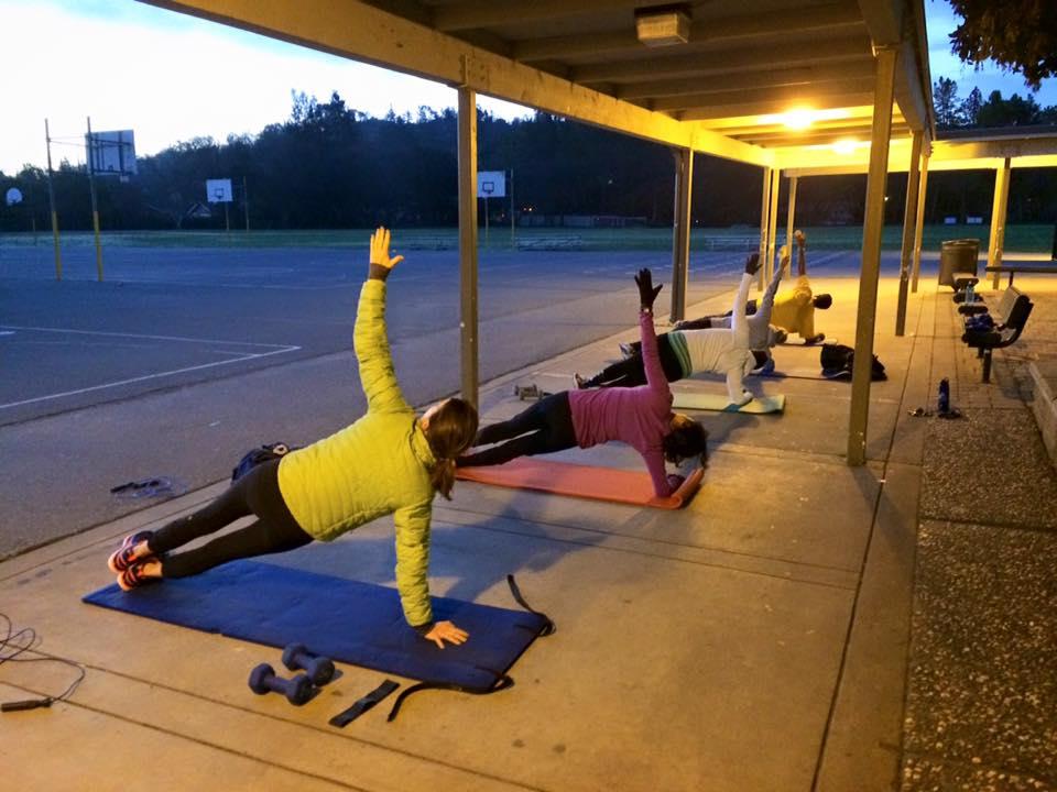 Wednesday Workout: Gumsaba DIY Triplets + HIIT