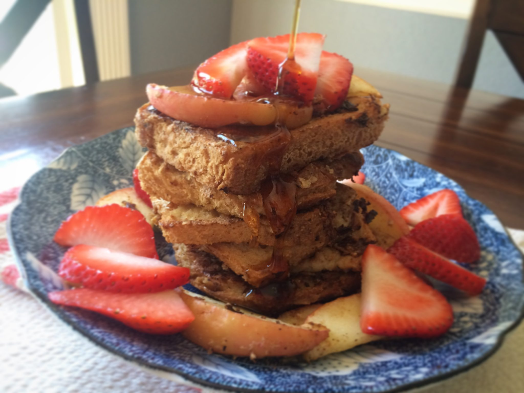 Saturday Morning Sourdough French Toast