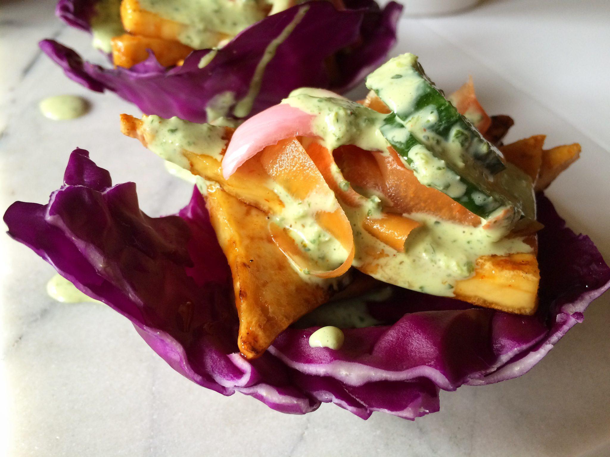 Foodie Friday: Vibrant Bánh mì Tacos