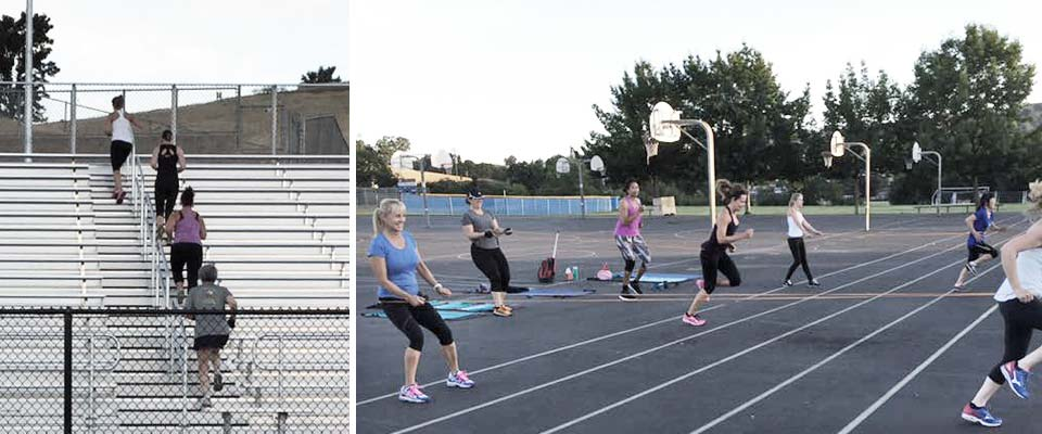 Boot Camp Fitness Classes