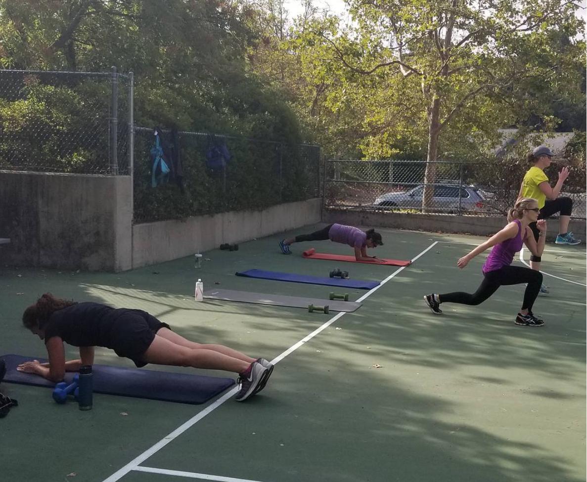 Wednesday Workout: Gumsaba DIY – GET HIIT!