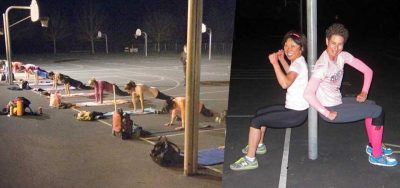 Wednesday Workout: Lower Body DIY!