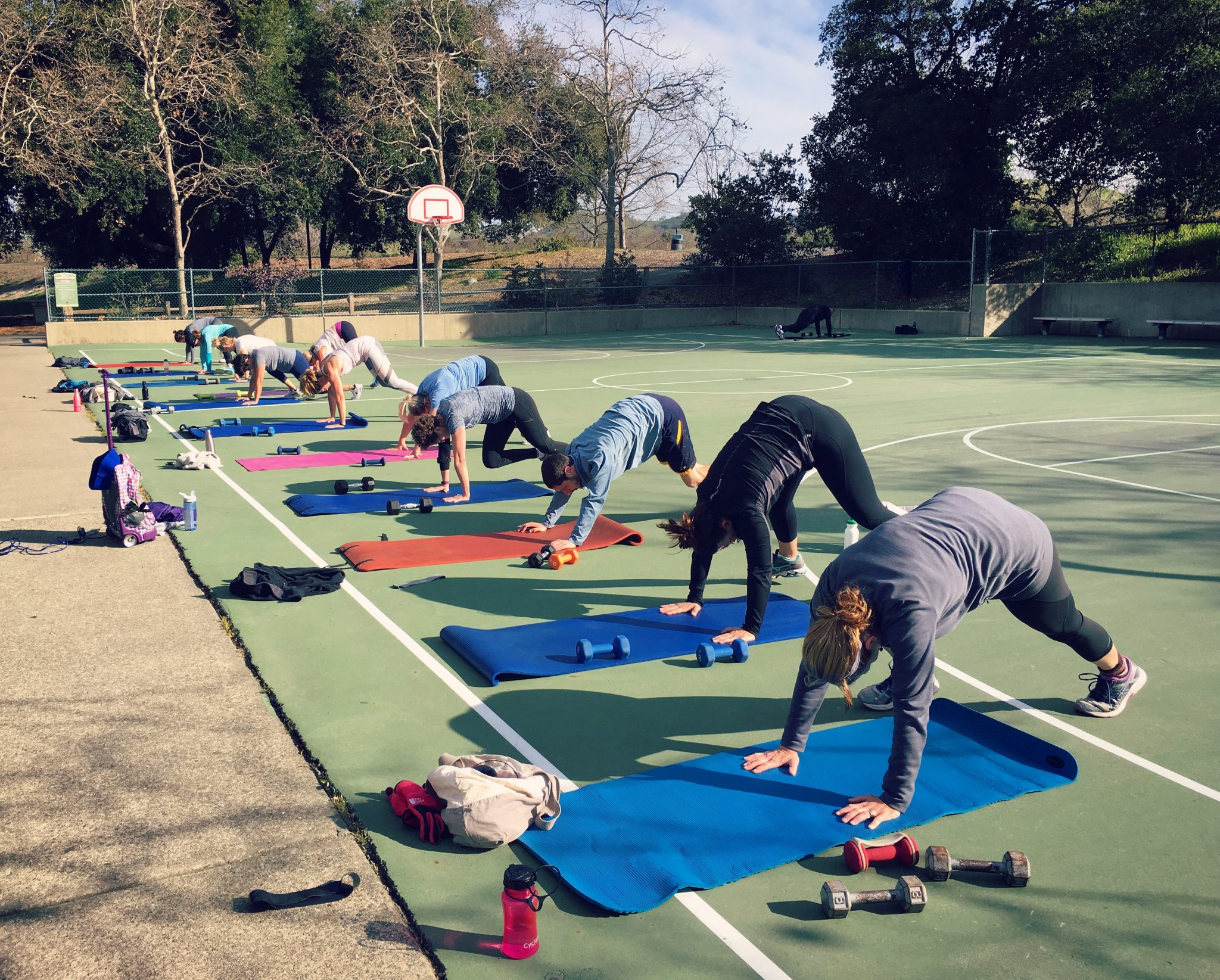 Wednesday Workout: Gumsaba's Gratitude DIY