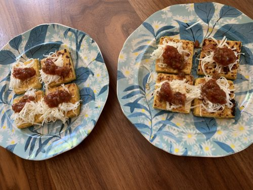 Foodie Friday – Snack Files.