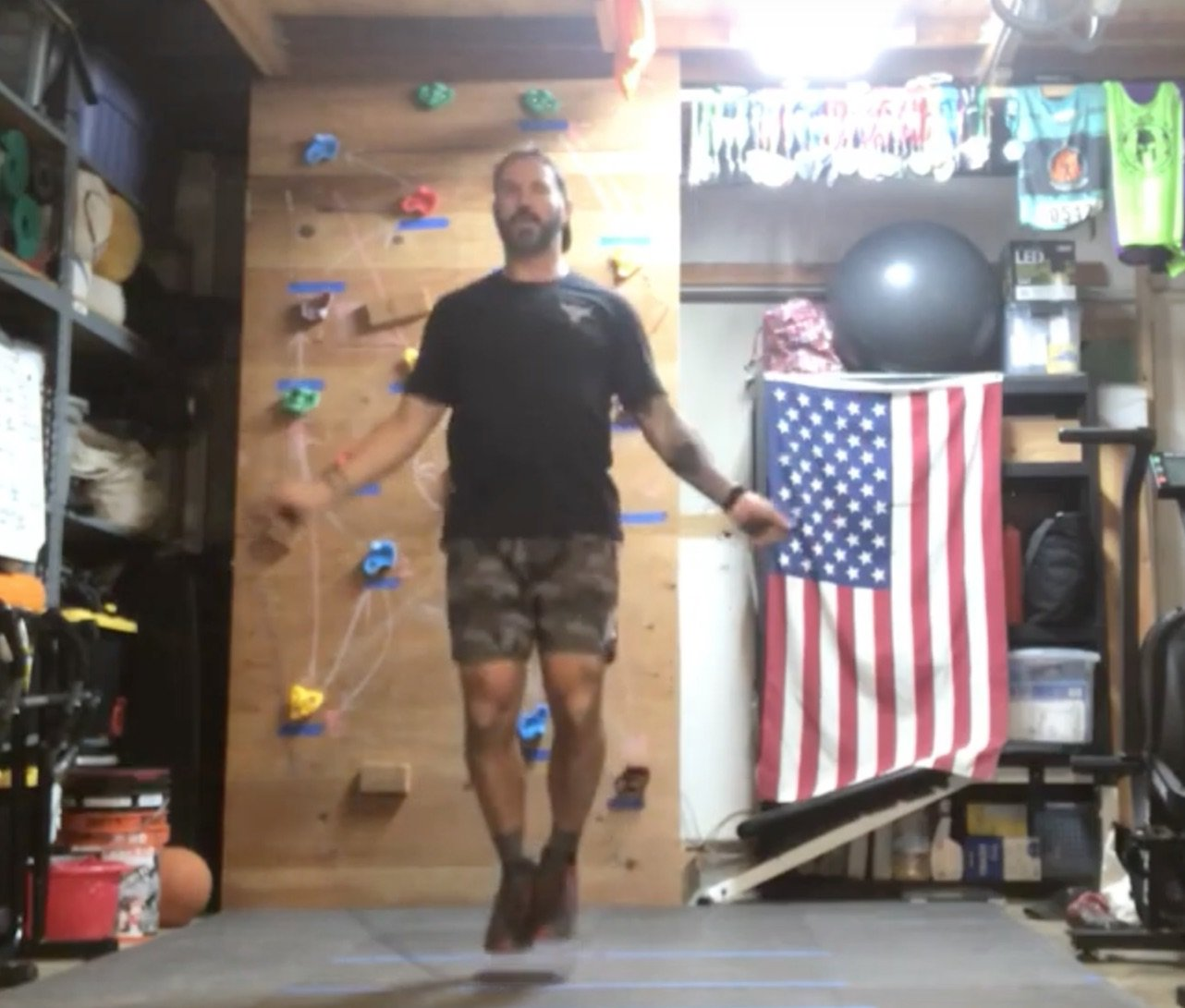 HIIT Humpday – 5 minute Tabata with Michael