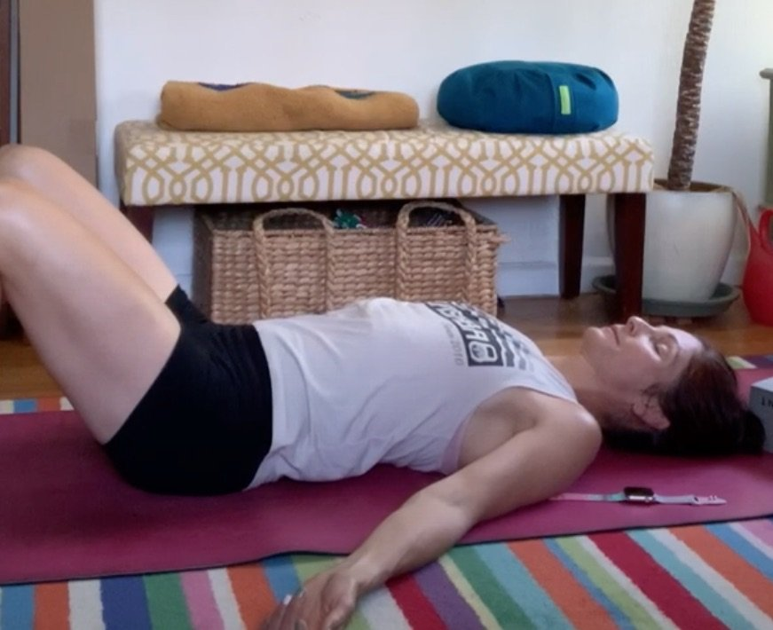 Monday Homework: Shoulder Recovery with Michelle