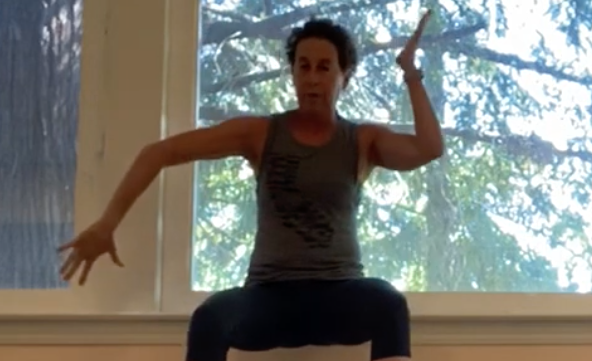Stay Home! Bodyweight HIIT with Coach Karen.