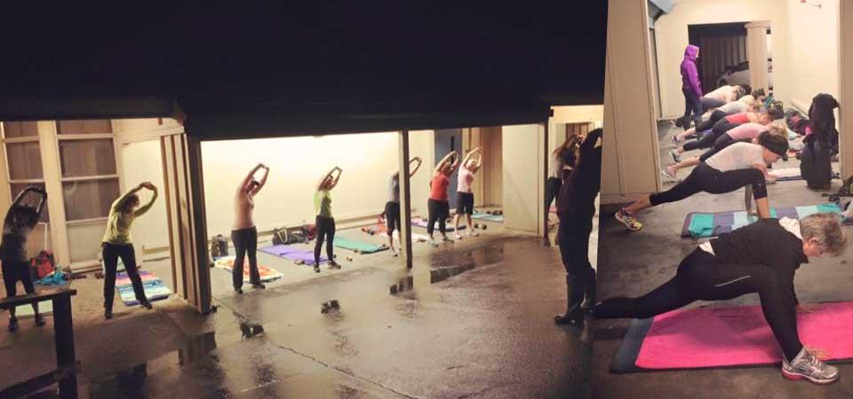 Wednesday Workout: Cardio City